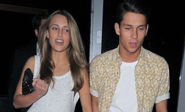 Joey Essex out with mystery lady as Lauren gets close to Rizzle Kicks star