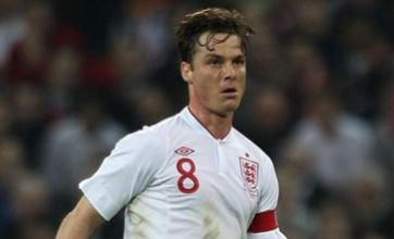 England midfielder Scott Parker could miss Euro 2012 with Achilles injury