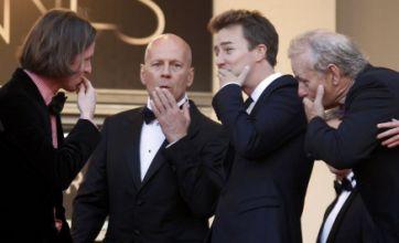Bill Murray hits Cannes Film Festival's Moonrise Kingdom premiere