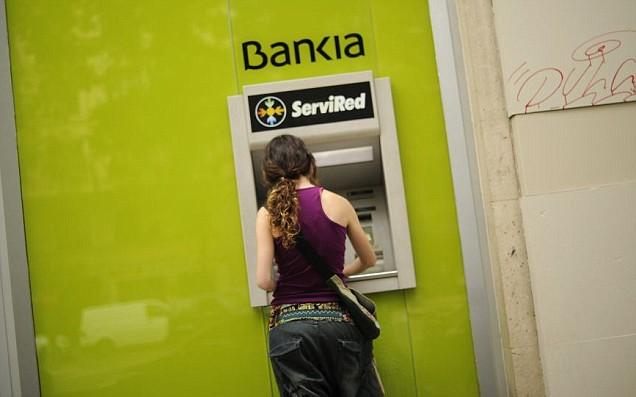 Bankia ATM