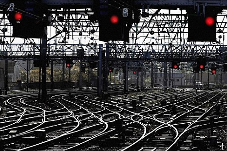 crime on Britain's railways has fallen