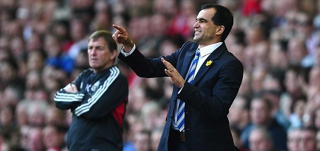 Roberto Martinez of Wigan