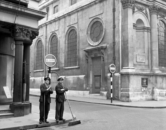 Frederick Wilfred Museum of London photos