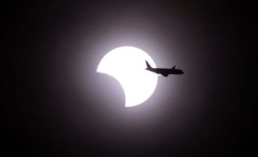Millions across Asia and US witness 'ring of fire' solar eclipse