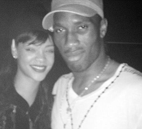 Rihanna, Didier Drogba