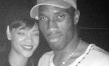 Didier Drogba parties with Rihanna after Chelsea's Champions League win
