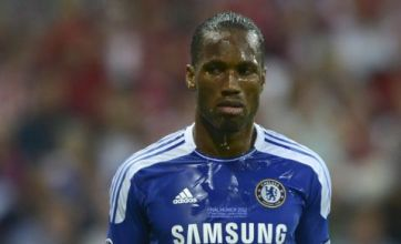 Didier Drogba's future at Chelsea unsure as exit talk denied