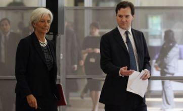 IMF urges UK to develop 'plan B' for economy amid eurozone crisis