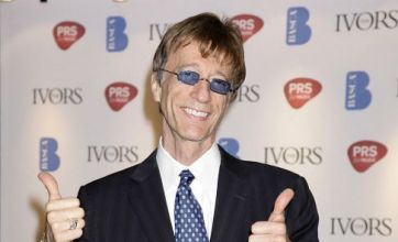 Robin Gibb dead: John Travolta pays tribute to 'gifted and generous' singer