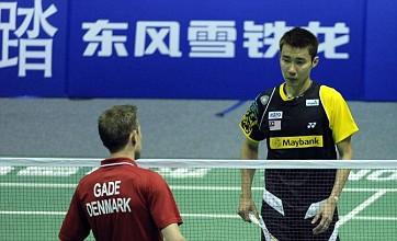 Badminton world number one Lee Chong Wei faces 2012 fitness race
