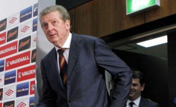 Roy Hodgson starts England job ahead of Euro 2012