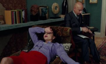 Helena Bonham Carter and Ben Kingsley team up for Prada short film