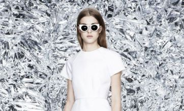 Indulge in spring's key look and wear all white