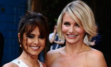 Cheryl Cole suffers fashion faux pas in unforgiving dress: Dare to wear?