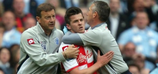Joey Barton violent conduct