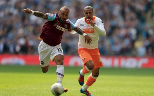 Julien Faubert, West Ham