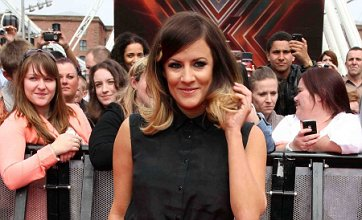 Caroline Flack rushed to hospital hours before The X Factor auditions