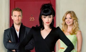 Don't Trust The B**** In Apartment 23 saw James Van Der Beek shine
