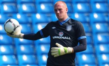 England goalkeeper John Ruddy out of Euro 2012 with broken finger