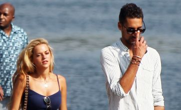 Made In Chelsea's Hugo and Natalie take romantic stroll through Hyde Park