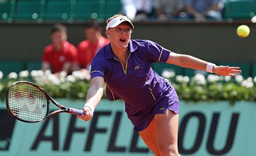 Elena Baltacha makes early exit from French Open as luck's in for Laura