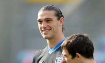 Andy Carroll: I'm fresh and ready to go for England at Euro 2012
