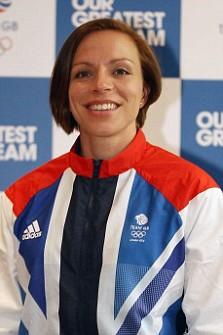 Team GB Hockey Captain Kate Walsh