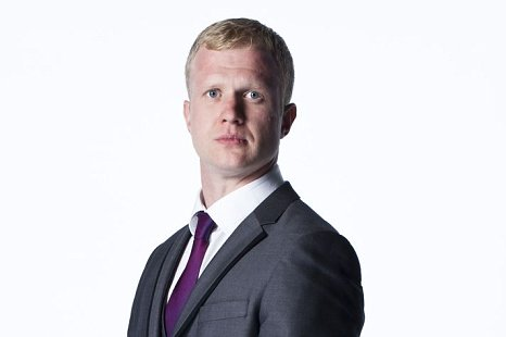 Adam Corbally, Apprentice