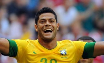 Chelsea closing in on £40m deal for Porto striker Hulk as talks continue