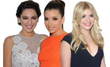 Holly Willoughby leads British fashion flops at Glamour Awards
