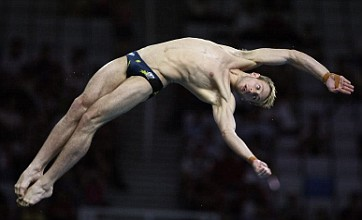 Diving champion Matthew Mitcham happy with underdog status for 2012