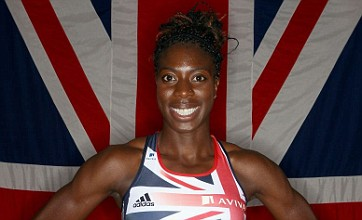 Christine Ohuruogu: I've had to rebuild myself before London 2012