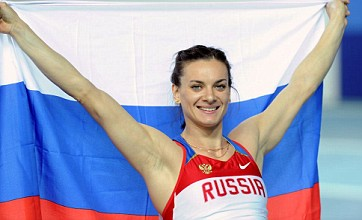 Yelena Isinbayeva: I am my main competitor. If I'm on form, no one else can jump as high