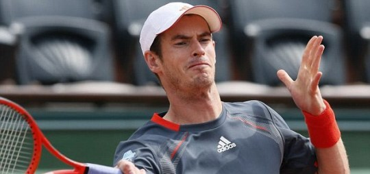 Britain's Andy Murray