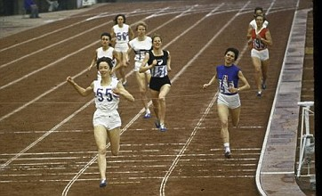 Tokyo gold medallist Ann Packer 'only entered race to lift spirits'