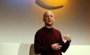 Microsoft company president Steven Sinofsky has unveiled the final preview of the forthcoming Windows 8 operating system (Getty Images)