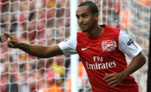 Walcott is rumoured to be a long way from agreeing a new Arsenal deal (PA)