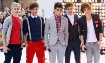 One Direction's Up All Night DVD outsells US No.1 album by John Mayer