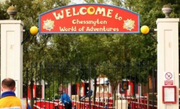 Girl, 4, fighting for life after 30ft fall at Chessington World of Adventures