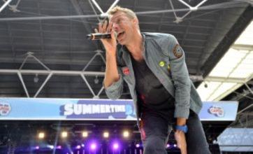 Coldplay's Chris Martin: We will never work with Justin Bieber