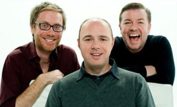 Ricky Gervais announces end of An Idiot Abroad