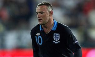 Wayne Rooney insists England are not a one-man team ahead of his return to the side (Allstar)