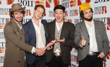 Mumford & Sons throw surprise gig for OAPs along with Carey Mulligan