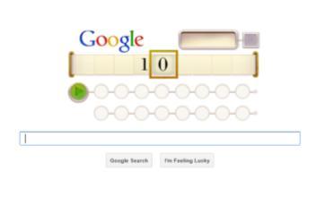 Legendary codebreaker Alan Turing subject of latest Google Doodle