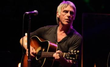 Paul Weller's Jodrell Bank show falls victim to weather