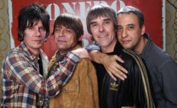 Stone Roses are more important than Picasso, says Damien Hirst