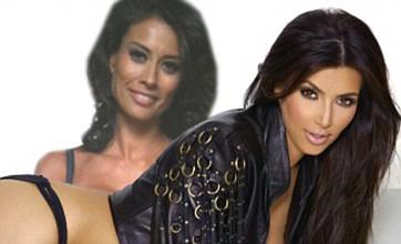 Kim Kardashian v Melanie Sykes: Celebrity Face Off