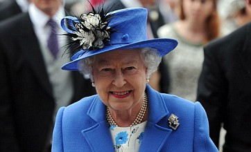 Diamond Jubilee: Queen starts celebrations at Epsom Derby