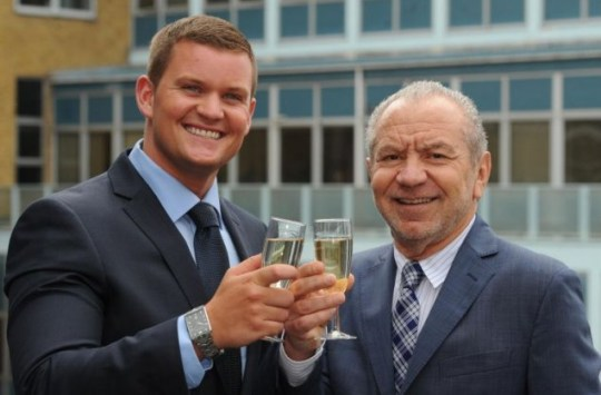 The Apprentice, Ricky Martin, Lord Sugar