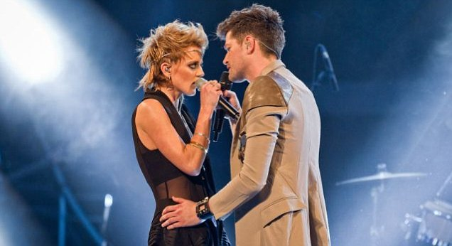 Danny O'Donoghue, Bo Bruce, The Voice UK